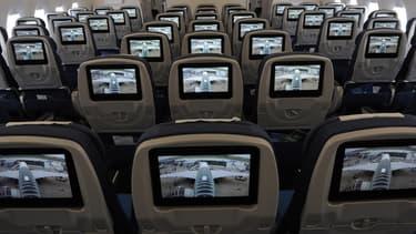 Air France reconnaît un problème technique sur ses cartes de suivi en vol chez le prestataire qui lui fournit ce service.