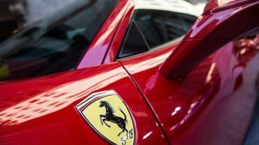 Le constructeur italien a livré plus de 1000 véhicules au cours des trois premiers mois de l'année. (image d'illustration)