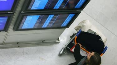 Les voyageurs ont bien souvent du mal à lire leur billet d'avion.