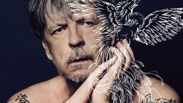 La pochette de l'album de Renaud, sorti le 8 avril 2016.