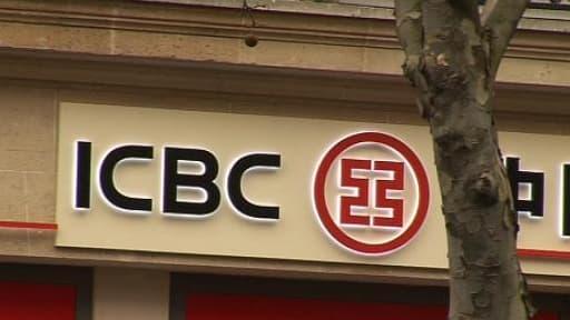 ICBC est repassé derrière l'Américaine Wells Fargo au classement des plus grandes capitalisations boursières.