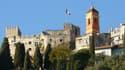 Le domaine ses situe à Roquebrune-Cap-Martin