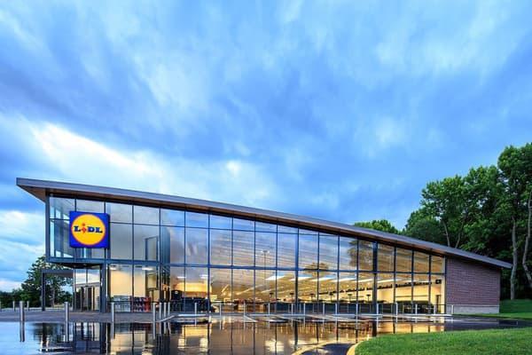 Le premier magasin Lidl aux Etats-Unis ouvrira en juin à Fredericksburg  en Virginie.