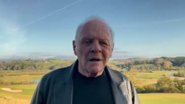 Anthony Hopkins, le 26 avril 2021