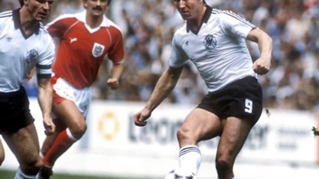 RFA-Autriche 1982