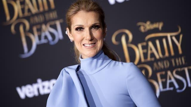 Céline Dion, le 3 mars 2017