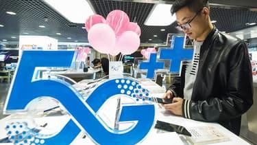 China Mobile a indiqué que la cinquième génération de l'internet mobile serait disponible à compter de vendredi 1er novembre et couvrirait 50 villes du pays, dont Pékin et Shanghai.