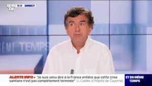 """Pr Arnaud Fontanet: """"Je serais très surpris qu'on ait en 2021 un vaccin qui soit efficace"""""""