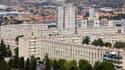 Vue des quartiers nord de Marseille. Le Premier ministre, Jean-Marc Ayrault, a réuni jeudi quinze ministres pour élaborer un programme global d'action destiné à enrayer la violence endémique à Marseille, secouée par des règlements de comptes sanglants. /P