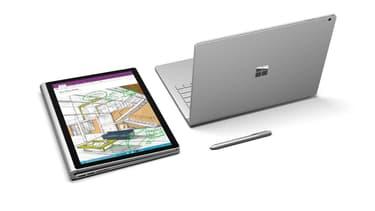 Microsoft Surface Book est le premier PC portable hybride pensé, dessiné et construit par le géant américain.