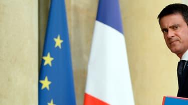 Le Premier ministre Manuel Valls, à Paris, le 27 juillet 2016.
