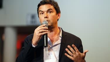 Thomas Piketty, économiste.