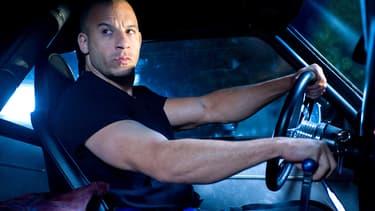 Vin Diesel dans Fast & Furious