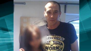 Aurore, 13 ans, et son père, portés disparus dimanche soir et retrouvés jeudi matin.