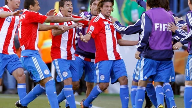 Le Paraguay est en finale