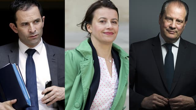 Benoît Hamon, Cécile Duflot et Jean-Christophe Cambadélis ont chacun exprimé leur avis sur une potentielle primaire à gauche.
