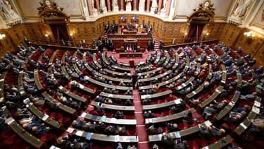 """La majorité sénatoriale ne veut """"pas laisser de côté le numérique""""."""
