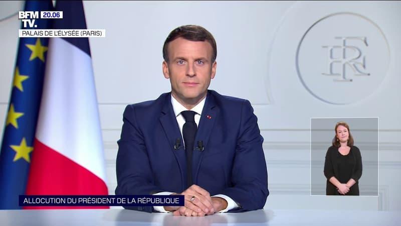 """Emmanuel Macron à propos de Valéry Giscard d'Estaing: """"Son legs de modernité demeurera"""""""