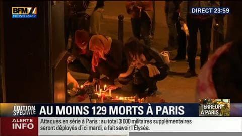 Attaques à Paris: Barack Obama a affirmé la solidarité des Américains aux Français