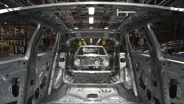 Le délocalisation de certains modèles de Peugeot va participer à la baisse de la production en France l'an prochain.
