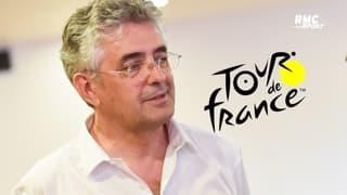 """Tour de France : """"J'aimerais bien rentrer en Mayenne avec le jaune"""", ambitionne Marc Madiot"""
