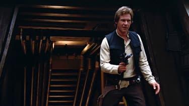 Han Solo dans Star Wars
