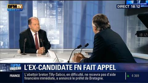 BFM Story: Anne-Sophie Leclère, l'ex-candidate du FN fait appel – 16/07