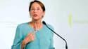 Ségolène Royal se veut optimiste sur la crise