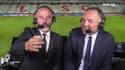 Eric Di Meco et Stéphane Guy sur RMC Sport