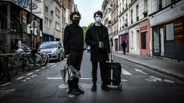 Dès lundi 11 mai, le port du masque est vivement conseillé dans l'espace public à Paris et obligatoire dans les transports en commun