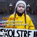 """Greta Thunberg, 15 ans, en """"grève scolaire"""" contre le réchauffement climatique"""