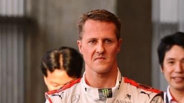 Michael Schumacher est entré dans une nouvelle phase de soins médicaux.