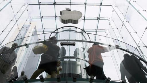 Apple espère profiter de l'assouplissement des sanctions envers l'Iran pour y faire des affaires.