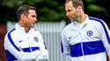 Frank Lampard et Petr Cecj