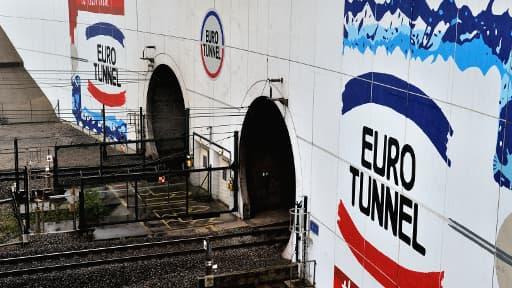 20 millions de voyageurs sont passés par le tunnel sous la Manche en 2013.