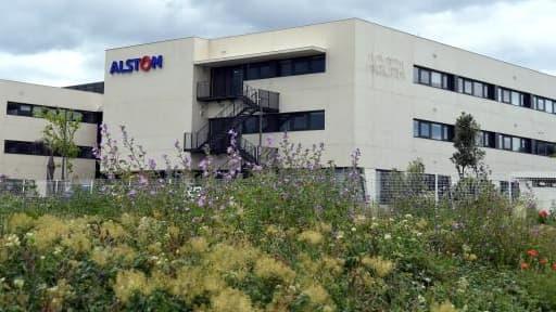 Le centre d'excellence et de recherche sur les réseaux d'Alstom, à Montpellier.