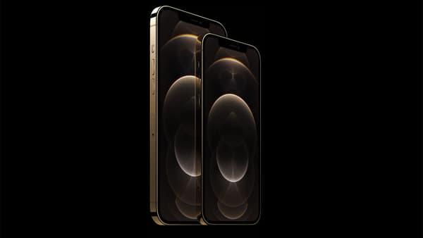 Les iPhone 12 Pro et iPhone 12 Pro Max d'Apple