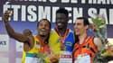 En février 2015, Toumany Coulibaly savourait son titre de champion de France du 400m en salle.