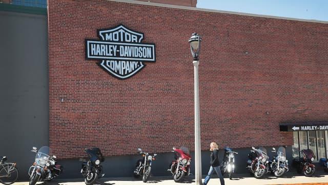 Harley Davidson arrête la production aux États-Unis après qu'un employé a été testé positif au coronavirus