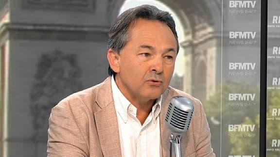 Gilles Kepel, spécialiste du monde arabe, était sur BFMTV et RMC ce lundi matin pour parler de l'Egypte.