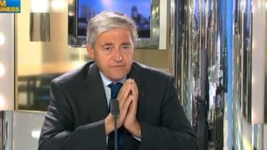 Pierre Mongin, président de la Ratp
