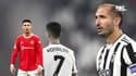 """Juve : """"Ronaldo aurait dû partir avant"""" regrette Chiellini"""