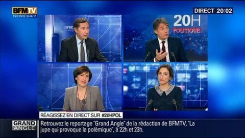 Alain Juppé se déplace aux États-Unis pour récolter des fonds