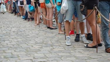 Moyennant 12,50 euros de l'heure, cette application singapourienne vous fournit des gens pour faire la queue à votre place.