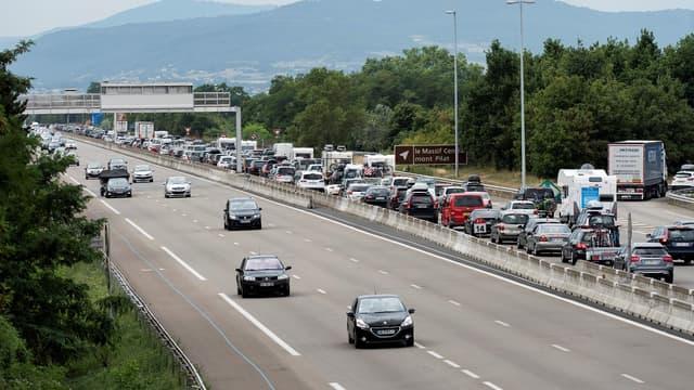 Le nouveau plan autoroutier s'élève à 800 millions d'euros.