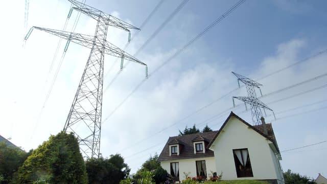 La sécurité d'approvisionnement électrique du pays est particulièrement sensible l'hiver, du fait de la place importante de l'électricité dans le chauffage des Français. (image d'illustration)