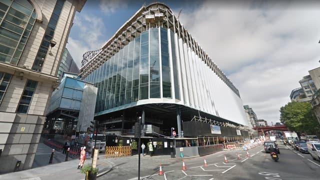 Plumtree Court, le futur siège de Goldman Sachs à Londres
