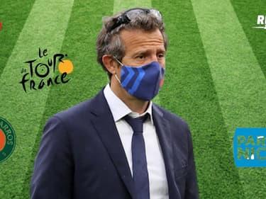 Covid : Tour, Roland-Garros ... quels risques après le fiasco sanitaire du XV de France ?