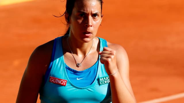 Marion Bartoli n'a pas réussi à se qualifier en finale.