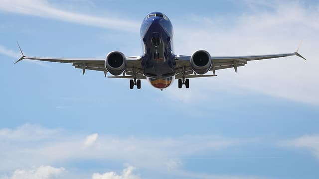Les pilotes d'essai de Boeing ont effectué 120 vols totalisant 203 heures avec le logiciel corrigé